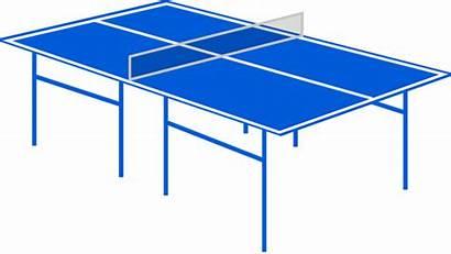 Table Tennis Clip Clipart Clker