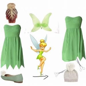 Tinkerbell Costume Ideas Karneval Disneykostm