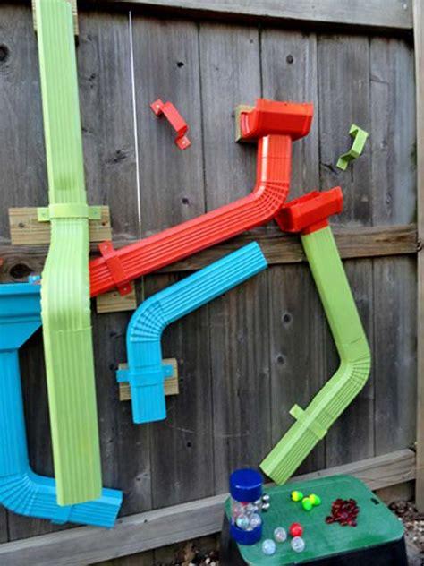 inspirational diy ways  repurpose rain gutters