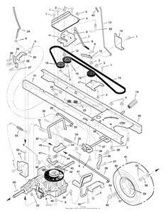 Yardman Mower Deck Belt Diagram by Diagram For 38 Quot Mtd Yard Machine Belt Assembly Solved