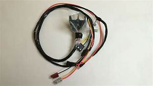 1968 Camaro Nova Engine Starter Wiring Harness Hei Big