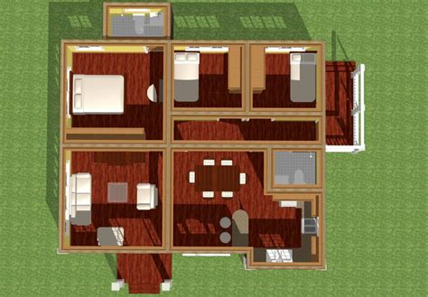 simple modern homes  plans owlcation