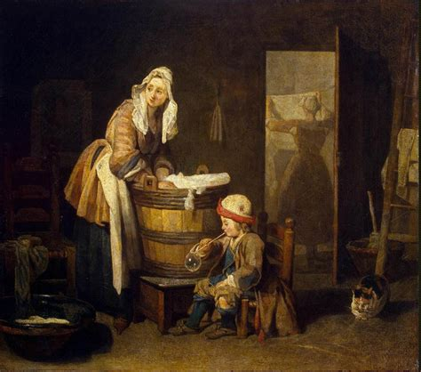 ustensiles de cuisine joseph colonial quills laundry day in the 18th century