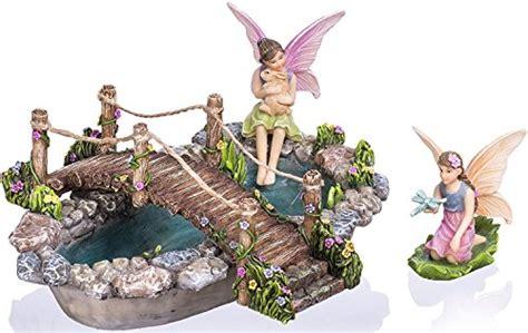 Joykick Fairy Garden Fish Pond Kit