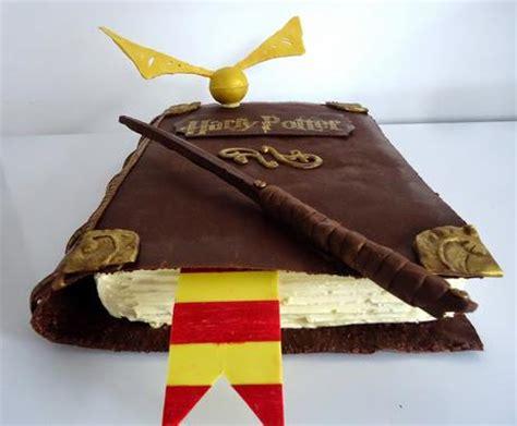 cuisine brest gâteau de fête harry potter paperblog
