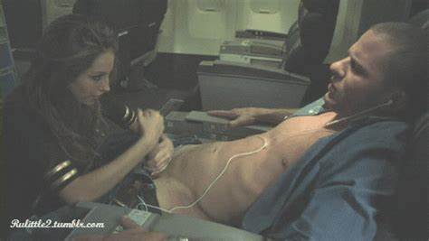 Camera Stewardess Girlfriends At Evocams Ugly Pounded In The Plane Gif