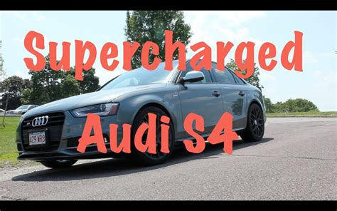 2013 Audi S4 Supercharged by Finetuned 2013 Audi S4 Supercharged
