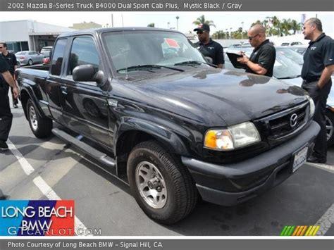 automotive repair manual 2002 mazda b series plus security system mystic black 2002 mazda b series truck b4000 dual sport cab plus gray interior gtcarlot