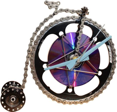 velo bureau vélo horloge de bureau avec plateau fsa modele 050