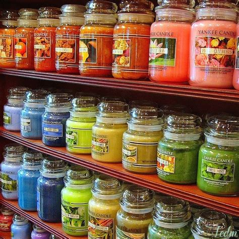 mon avis sur les yankee candle