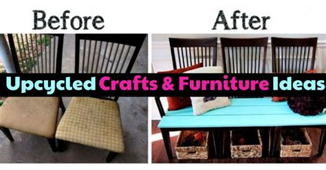 upcycle projects  ideas diy upcycled household items