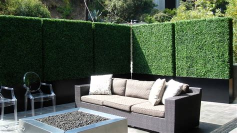 Patio Privacy Ideas For Apartment