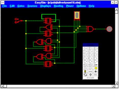 Easysim Digital Electronic Simulator