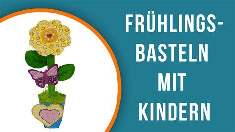 frühlingsbasteln mit kleinkindern fr 252 hlingsbasteln mit kindern trendmarkt24