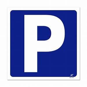Panneau De Signalisation Personnalisé : panneau signalisation picto parking sur sbe direct ~ Dailycaller-alerts.com Idées de Décoration
