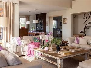 une maison chic et charme en espagne planete deco a With decoration de charme chic
