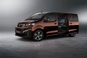 Peugeot Expert Traveller : peugeot traveller i lab concept salon geneve 2016 ~ Gottalentnigeria.com Avis de Voitures