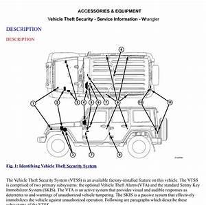 Jeep Wrangler Jk 2007-2011 Manuale Officina - Workshop Manual
