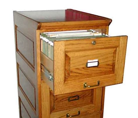File Cabinets For Sale by Fantastic Four Drawer Oak Filing Cabinet For Sale