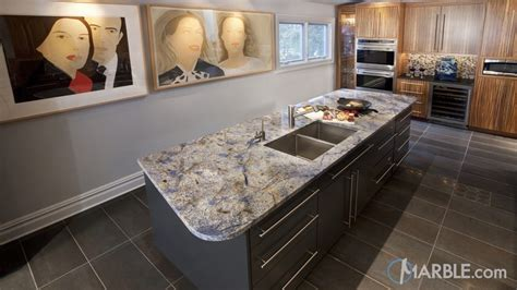 laminates for kitchen cabinets blue bahia granite in a modern kitchen 6779