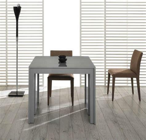 modrest morph modern ultra compact extendable grey gloss