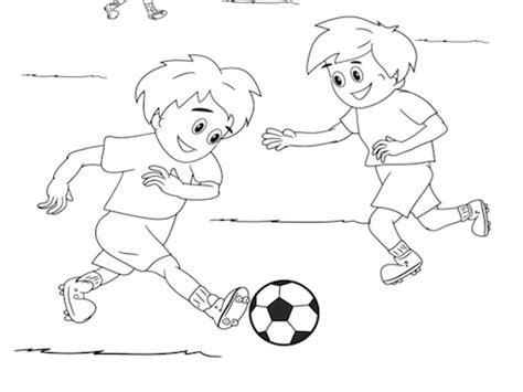 Kleurplaat Bladwijzer Printen by Voetbalwedstrijd Kleurplaat Kleurplaten Printen Op