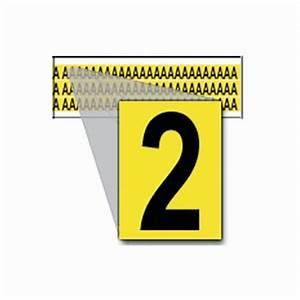 bradytm 34 series indoor outdoor numbers and letters With outdoor letters and numbers
