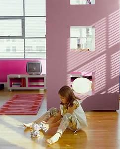 Salon Gris Et Rose : quelle couleur avec la peinture rose dans chambre salon ~ Melissatoandfro.com Idées de Décoration
