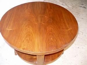 Table Basse Art Deco : p1030847 photo de table basse art deco noyer vends meubles art deco et anciens ~ Teatrodelosmanantiales.com Idées de Décoration