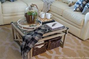 Fall Home Tour: Fall Decorating Ideas - Home Stories A to Z
