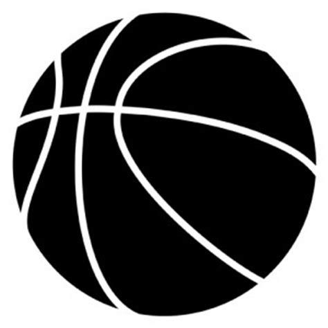 decoration chambre ado basket stickers ballon de basket foncé clicanddeco