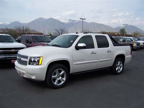 mbking  chevrolet avalanche specs