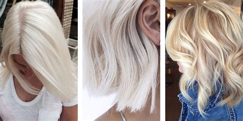 ash blonde hair   summer choice