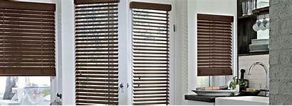 Blinds Parkland Wood Wooden Douglas Hunter Window