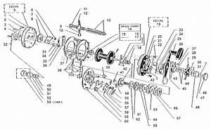 Abu Garcia 7000 C Parts List And Diagram