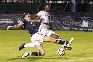 No. 9 Notre Dame Scores Late To Knock Off UConn Men's ...
