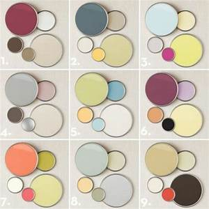 How To Combine The Wall Colors -Beautiful Complimentary