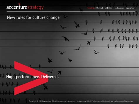 new for culture change accenture strategy