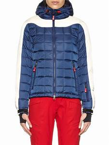 Who S Perfect Sale : perfect moment inuq quilted down ski jacket in blue lyst ~ Watch28wear.com Haus und Dekorationen