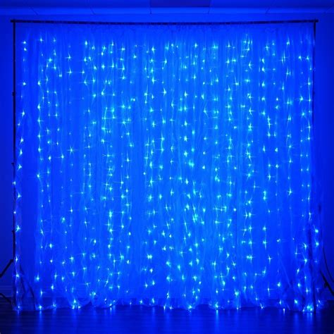 led lights big wedding party photography organza