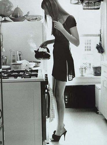 Tall Skinny Girl Preparing Tea Tea Time Pinterest