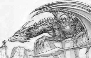 Dragon Knight Drawings