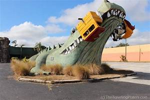 The World's Second Largest Gator Roadside Attraction in ...