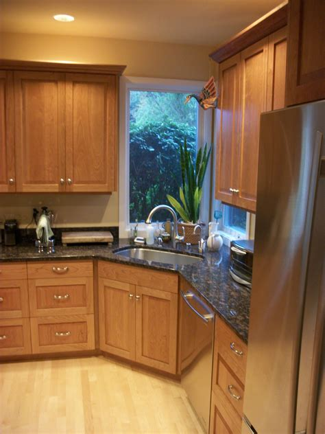 select  kitchen cabinet material rose