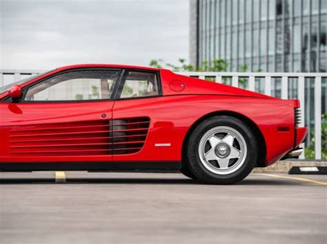 Finished in rosso over beige leather, the 328 for sale is a beautiful 1987 ferrari 328 gts to be added to your collection. For Sale: Ferrari Testarossa (1987) offered for GBP 100,000