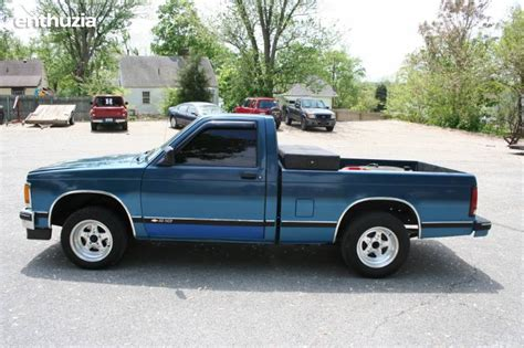 1993 Chevrolet S-10 For Sale