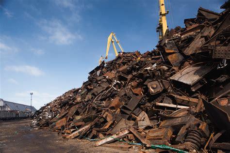 Scrap Metal Blog  Feigenbaum & Nair Scrap Metal Processing  New England
