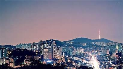Korea Seoul South Wallpapers Aesthetic Korean Desktop
