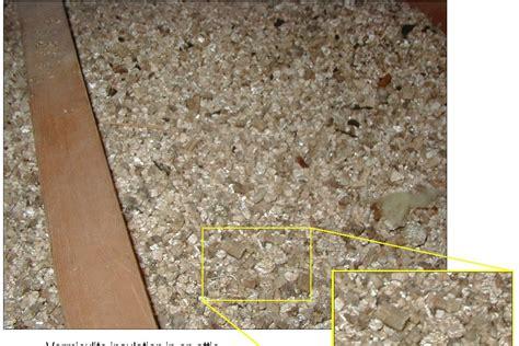loose fill asbestos