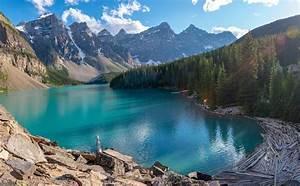 Moraine, Lake, Canada